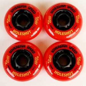 Indoor Roller Hockey Wheels, 80mm Sovereign Speed Holeshot