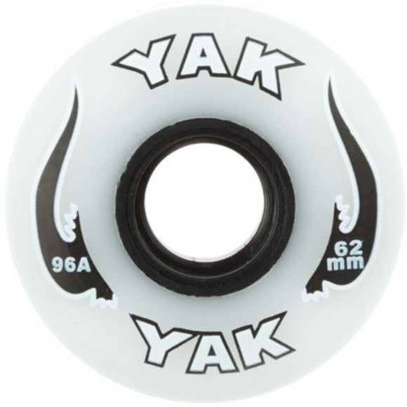 62mm aggressive outdoor rollerblade inline skate wheels 96a hardness