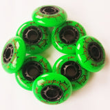 59mm inline skate wheels, rollerblade hockey 8 pack