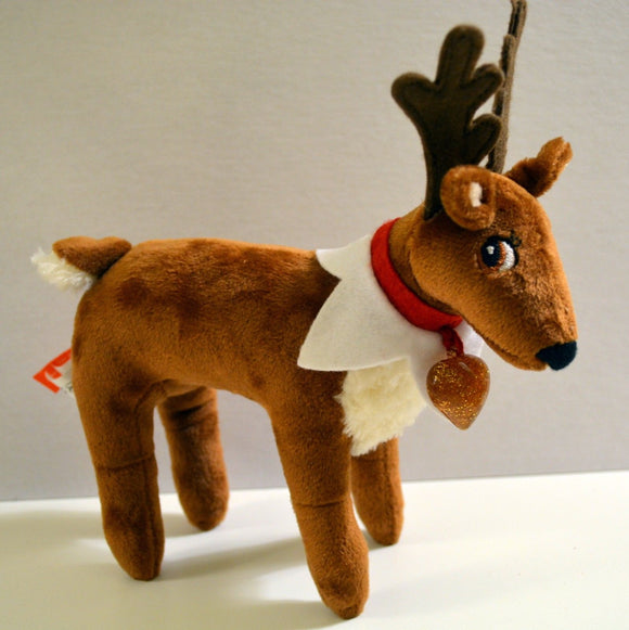 the elf on the shelf pets reindeer doll, christmas tradition