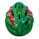 adult large bicycle helmet bike skate mountain dew