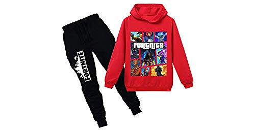 Fornite Kids Pajama Set , 5T boys girls , hoodie shirt and pants