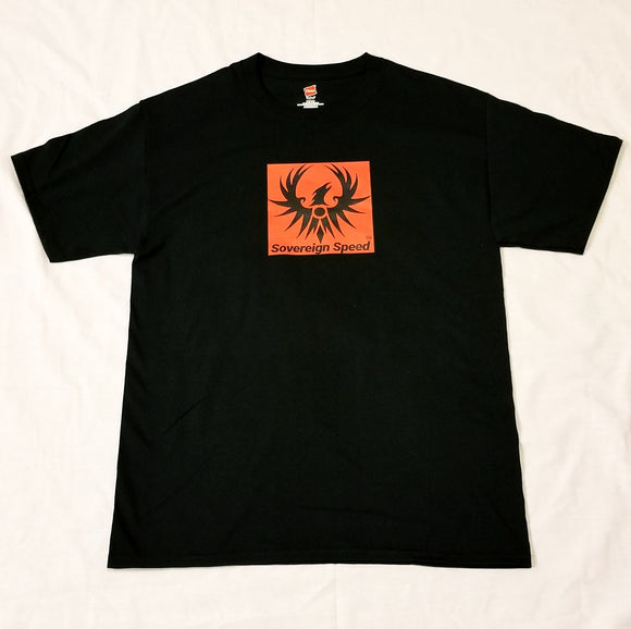 Skate T-Shirt Sovereign Speed Phoenix Logo