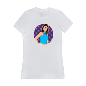 Pooja from K3G Kareena Kapoor Bollywood Goddess Women's T-shirt