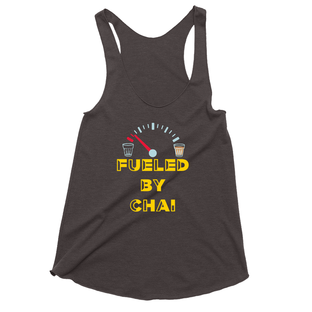 Fueled By Chai Women's Tank Tops