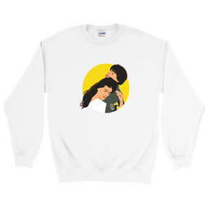 DDLJ Bollywood Couple Sweatshirt