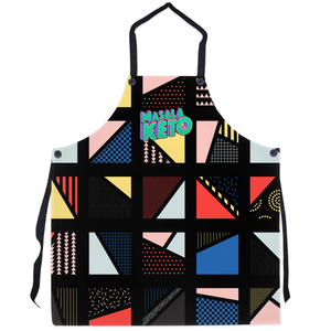 Masala Keeto pop colored Aprons