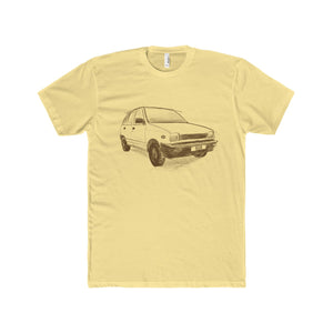 Maruti 800 Men's Cotton Crew T-shirt