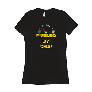 Fueled By Chai Women's T-Shirt