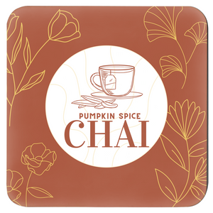 Chai Lovers Coasters (Set of 4)