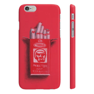 iPhone Mint Cigarettes Candy Phanrom Sweet Cigarettes Slim Phone Cases