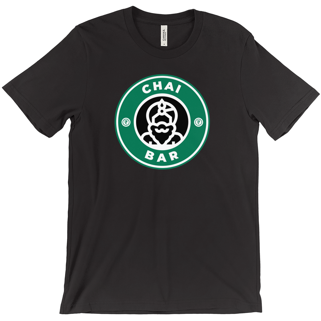 Chai Bar by Ashish Yamdagni Collectible Unisex T-Shirt