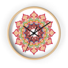 Mandala Wall clock
