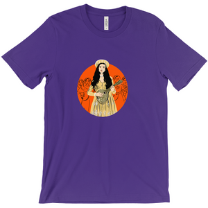 Mastani Bollywood Female Leads Crew Neck T-Shirt