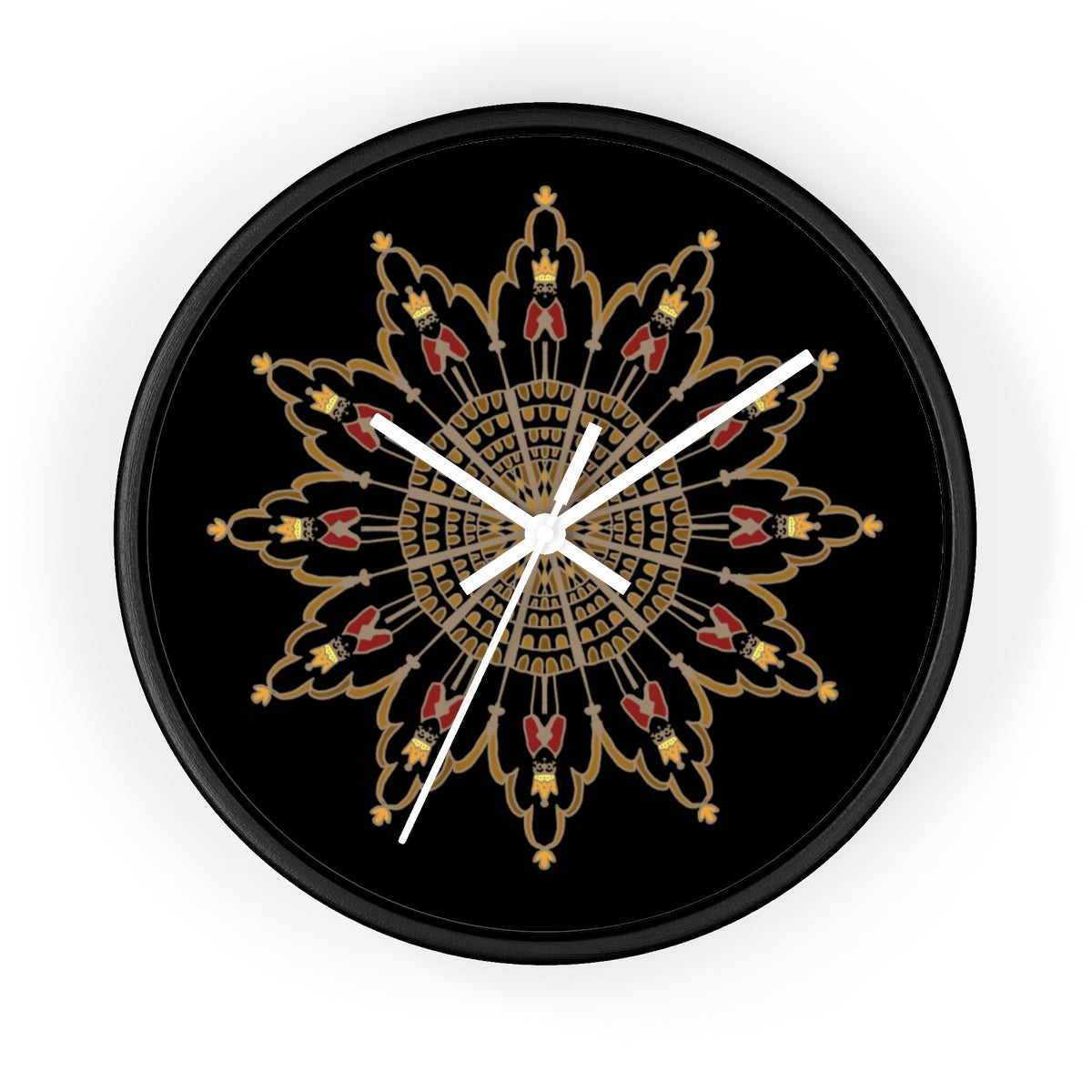 King of good times - Wall clock