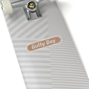 Gully Boy Custom-Cut Stickers