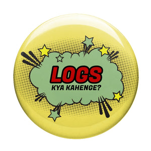 Logs kya kahenge Phone Grip PopSocket