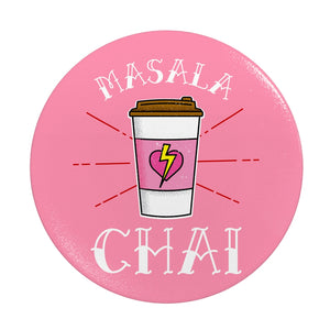 Masala Chai PopSocket Phone Grip