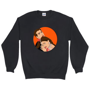 Hum Dil De Chuke Sanam HDDS Bollywood Couple Sweatshirt