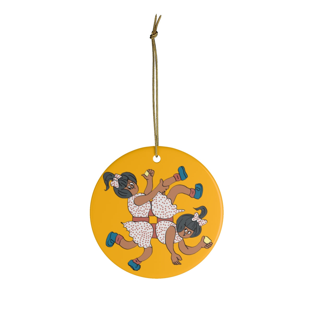 Twinkle Ceramic Ornaments
