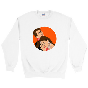Hum Dil De Chuke Sanam HDDS Bollywood Couple Hoodie
