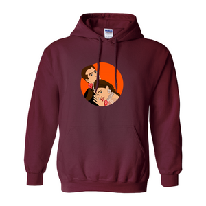 Hum Dil De Chuke Sanam HDDS Bollywood Couple (No zip/Pullover)