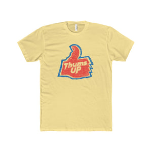 Thumsup Vintage Men's Cotton Crew T-shirt