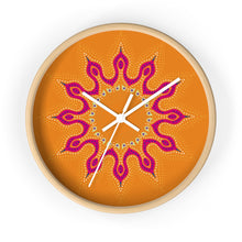 Moti Laddoo Wall clock