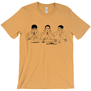 3 Idiots Amir Khan Bollywood T-Shirts