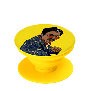 Nawazuddin Siddiqui Sacred Games Netflix India Pop Socket Phone Grip