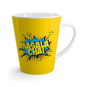 Masala Chai Latte mug - Yellow Gold