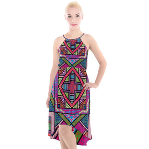 Folk Pop Women's Dress