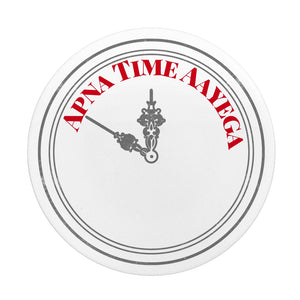 Apna Time Ayega Clock Inspiring Collapsible Phone Grip Pop Socket Bollywood