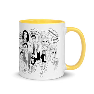 Avatars of Rahul Rai (Tiktok) Mug with Color Inside