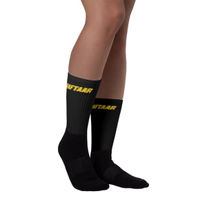 Raftaar (hindi for speed) Socks