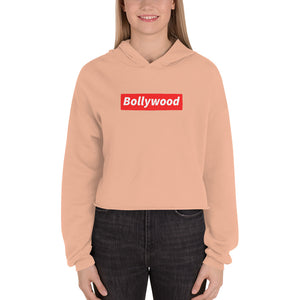 Bollywood Women's Crop Hoodie