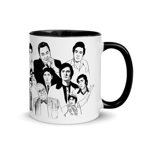 Avatars of Rishi Kapoor Mug with Color Inside