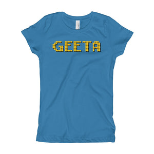 Geeta Girl's T-Shirt Youth Size
