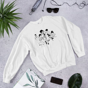 Shah Rukh Khan SRK collage Sweatshirt
