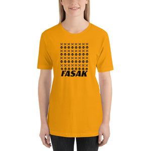 Fasak Short-Sleeve Women's T-Shirt