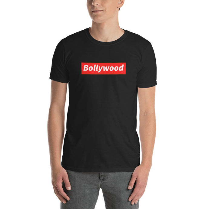 Bollywood Short-Sleeve Men's T-Shirt