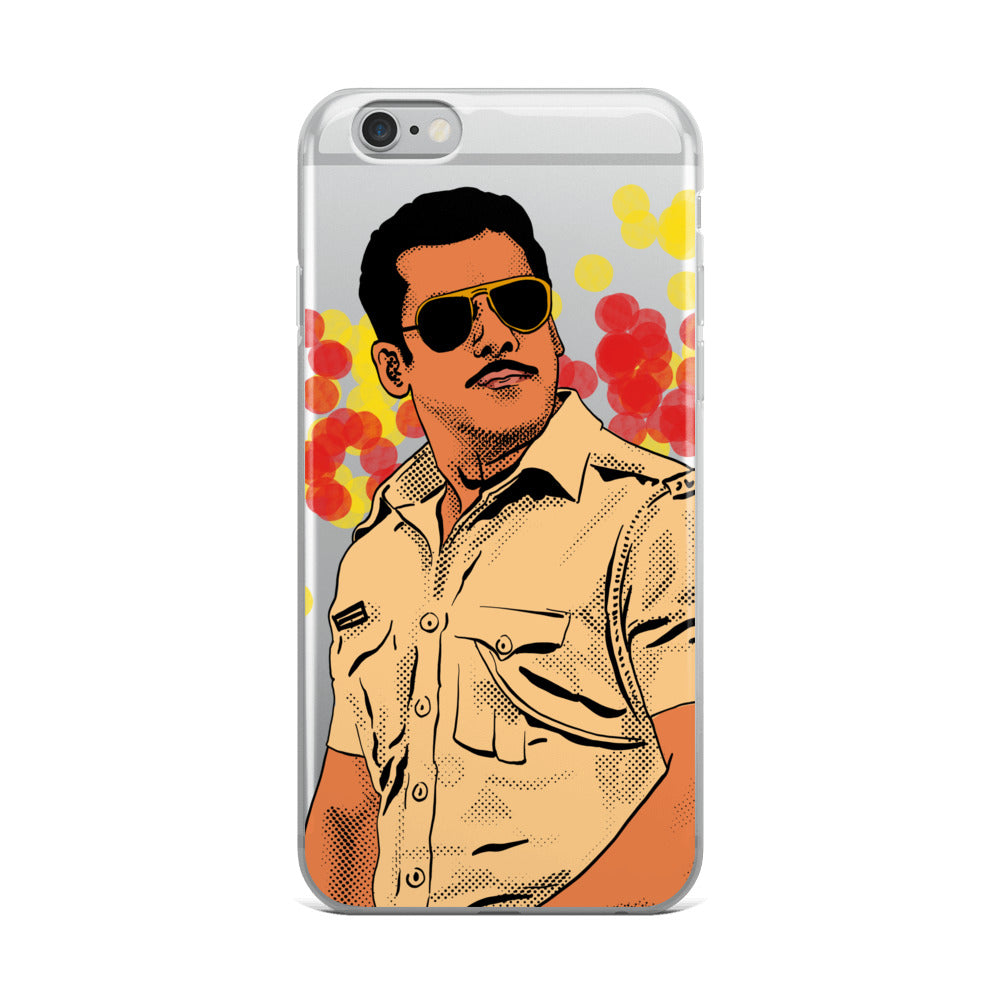 Dabangg [exclusive] Salman Khan Bollywood Movie iPhone Case