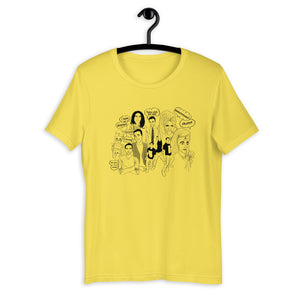 Avatars of Rahul Rai Short-Sleeve Unisex T-Shirt