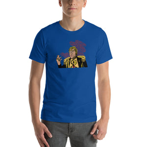 Mogambo khush hua Short-Sleeve Unisex T-Shirt