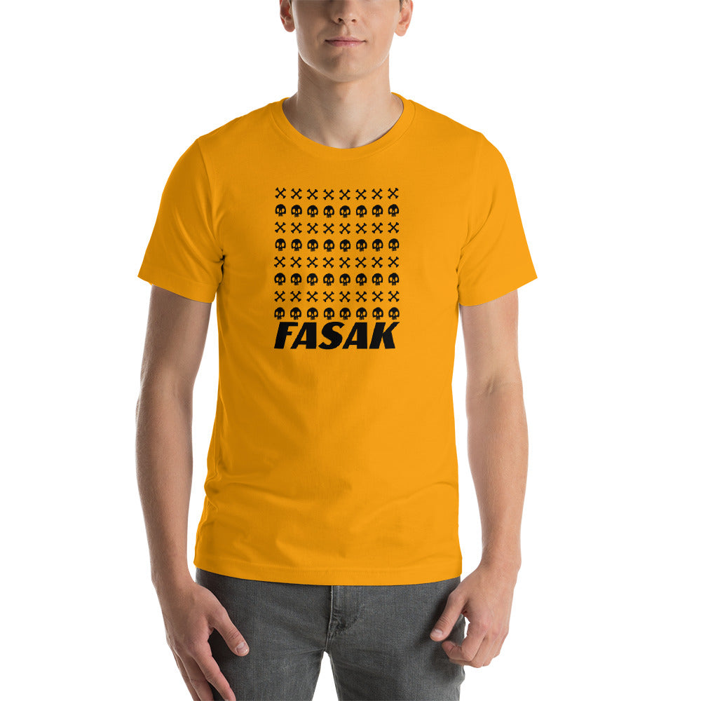 Halloween exclusive Fasak Mohan Babu Short-Sleeve Unisex T-Shirt