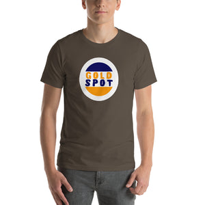 Gold Spot Short-Sleeve Unisex T-Shirt