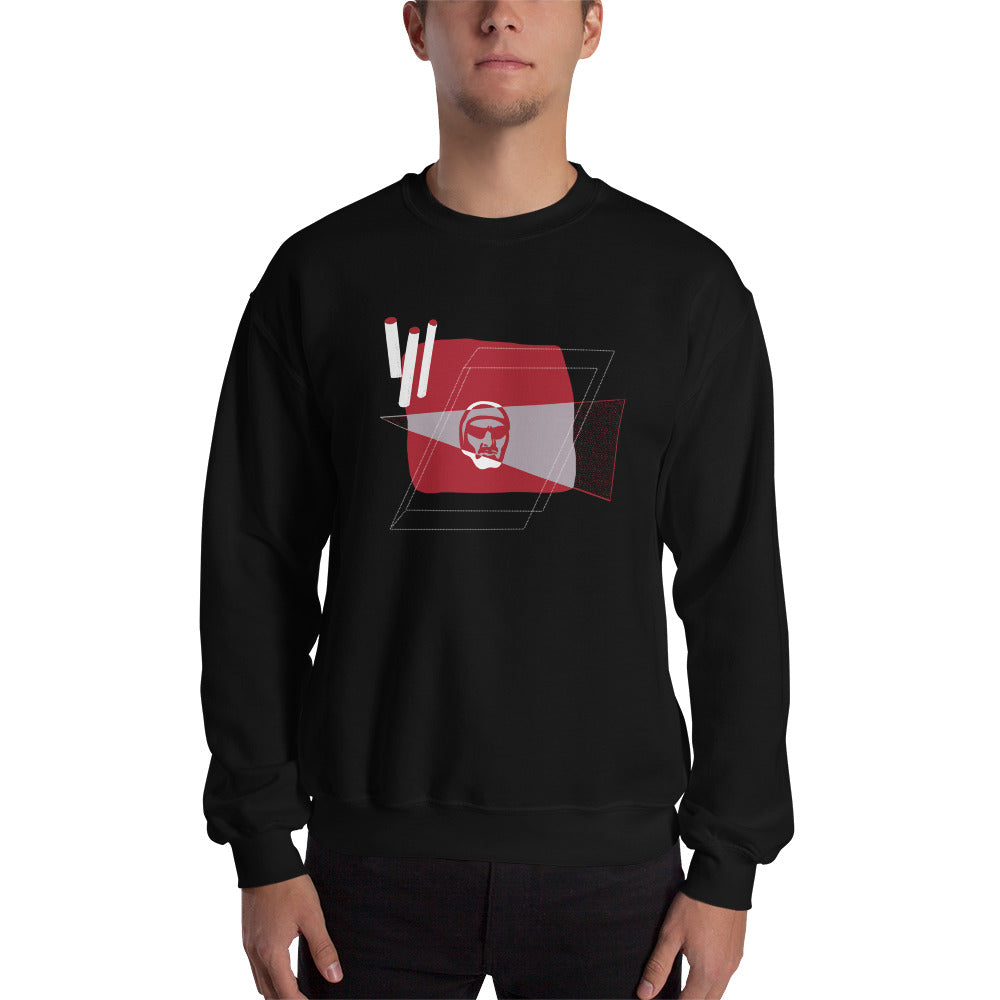 Phantom Abstract Men's Sweatshirt