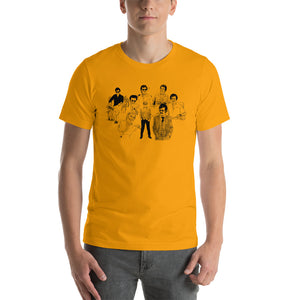 Avatars of Rajanikanth Short-Sleeve Unisex T-Shirt