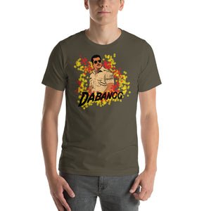Dabangg Salman Khan Collectible Short-Sleeve Unisex T-Shirt