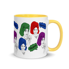 Cardi B okurrr (Rahul Rai Tiktok) Mug with Color Inside